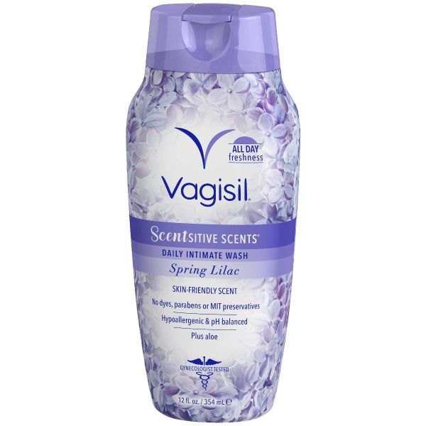 SCENTSITIVE SCENTS® SPRING LILAC DAILY INTIMATE WASH